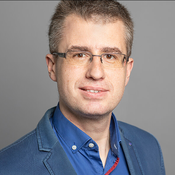 Chief assistant professor at the New Bulgarian University