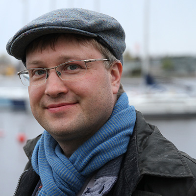 Associate professor in Physiological Computing at Tallinn University