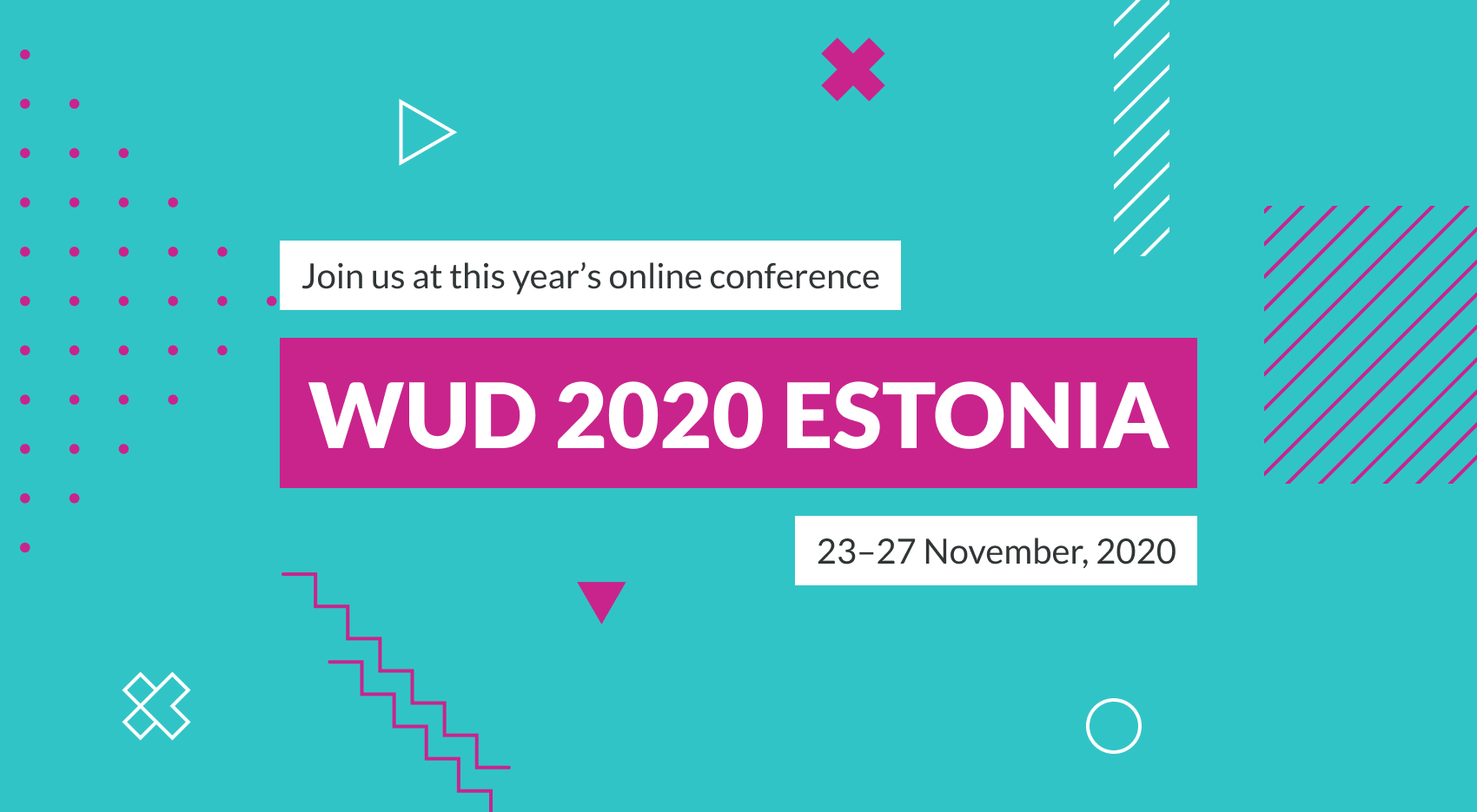 World Usability Day 2020 Estonia in 23rd till 27th November