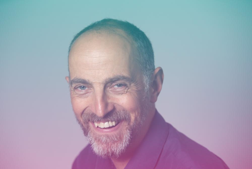 Open speaker Steve Rawling
