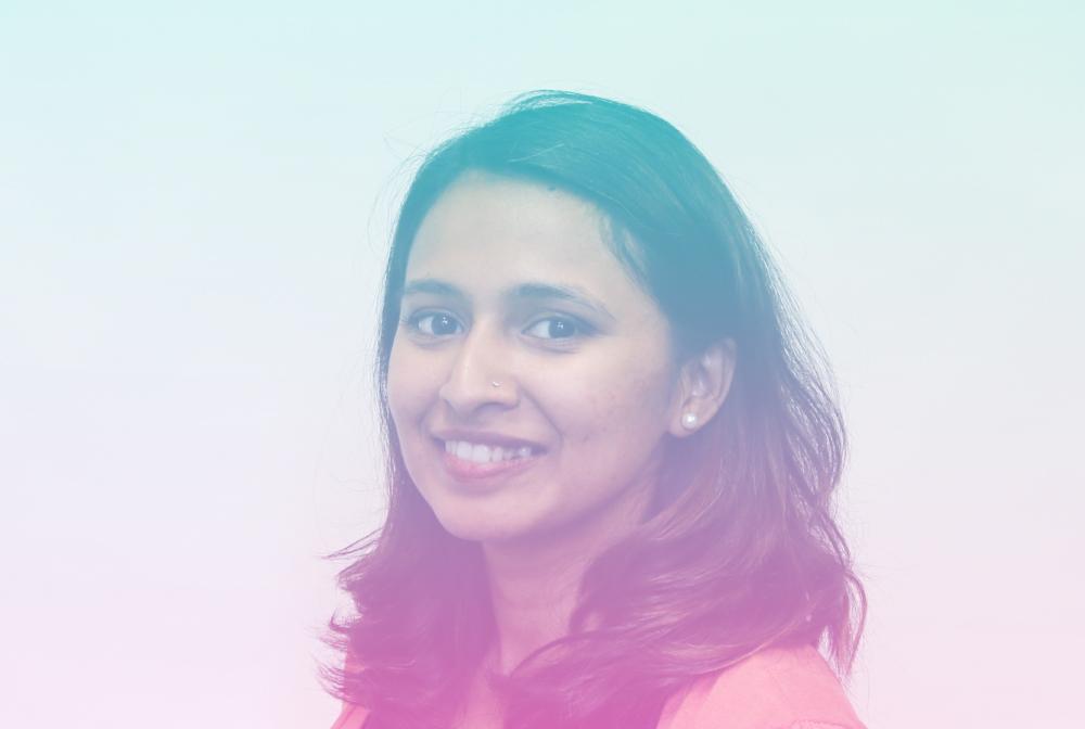 Open speaker Aparna Ashok